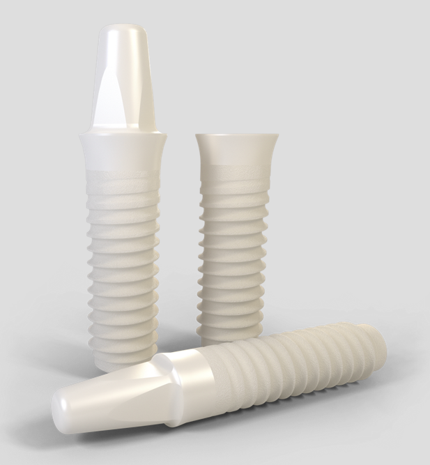 Straumann Pure Ceramic Implant